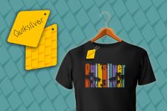 T-shirt-Quicksilver