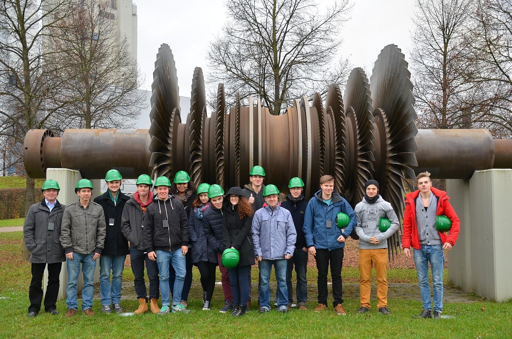 Exkursion TG Umwelttechnik