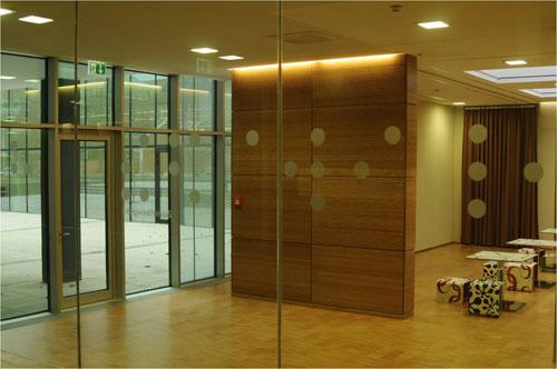 Umbau - Foyer JJWS