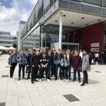 BKI-Klassen: Besuch der Bildungsmesse Heilbronn